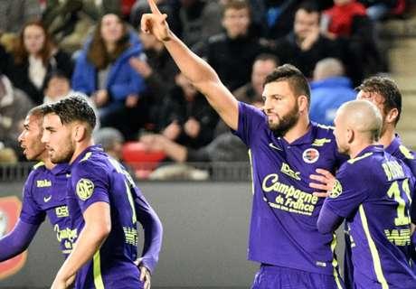 REPORT: Rennes 1-1 Caen