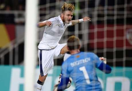 Player Ratings: Macedonia 2-3 Italy