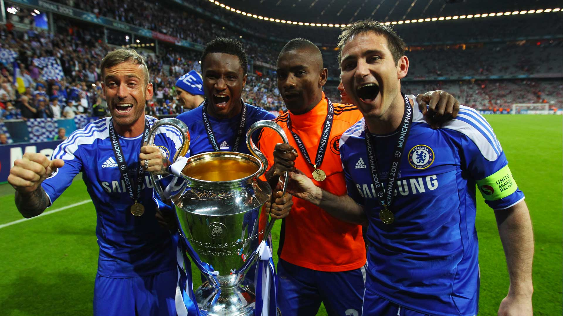 Victor Moses Chelsea want to keep Nigerian forward
