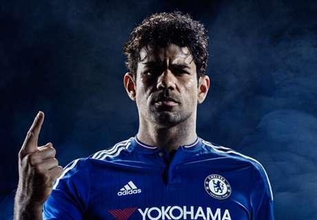 Chelsea's new kit revealed