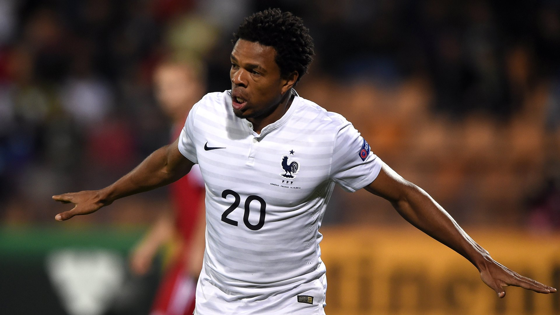 Loic Remy France Armenia Friendly 14102014
