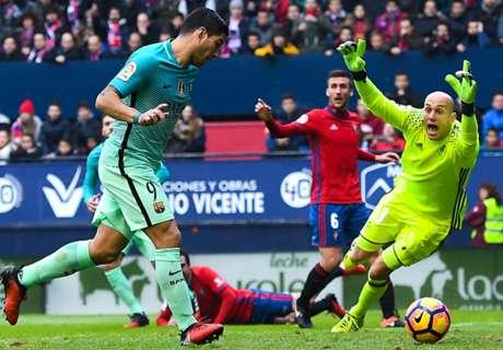 Liga, 15ª - Barça tris, ora Real a -3