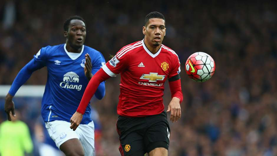 Premier League Team of the Weekend Chris Smalling