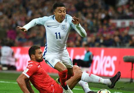 Southgate: Lingard was outstanding