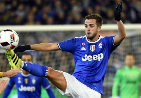 Pjanic pleased with Juve intensity