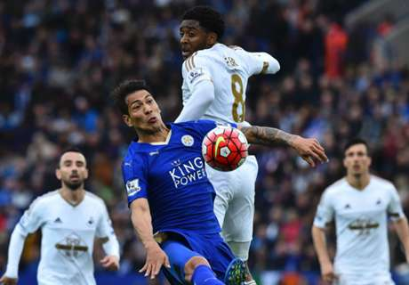 Ratings: Leicester 4-0 Swansea