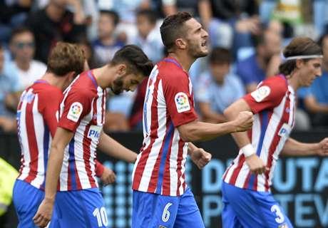 El Atlético gana su primer partido