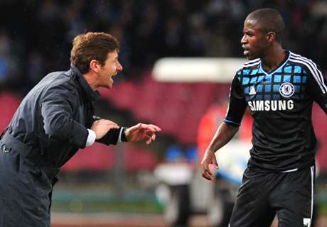 Ramires preferred AVB to Mourinho