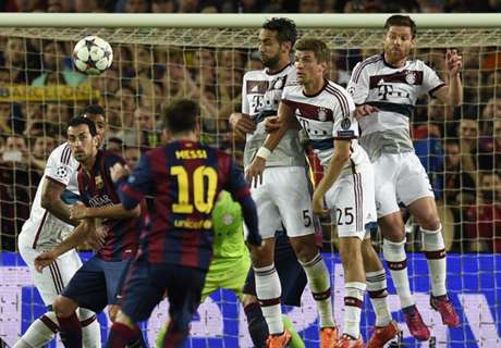 Barcellona-Bayern LIVE! 0-0, equilibrio