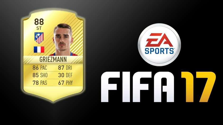 FIFA 17 Griezmann