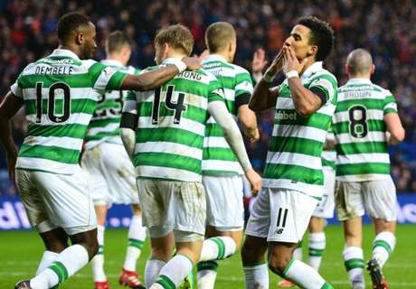 Celtic equal 50-year Lisbon Lions' record