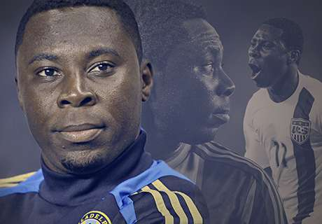 Freddy Adu admits to mistakes