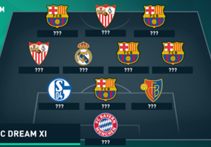 Ivan Rakitic has picked his Dream XI of players he has played with throughout his bright career. The midfielder has starred for Basel, Schalke and Sevilla before joining his current side Barcelona. <strong>Goal</strong> lists the current and former tea...