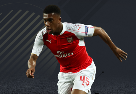 Iwobi destined for bigger things