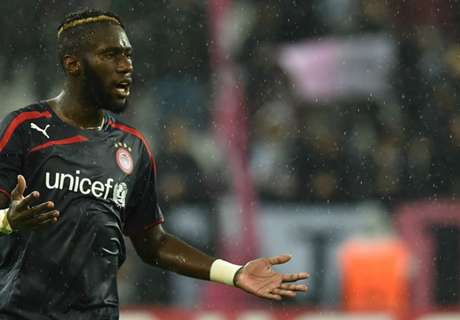 Masuaku eyes 'dream' Roma move