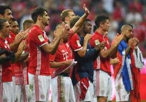 분데스리가 챔피언인 바이에른 뮌헨은 FIFA 17 게임에서도 최강의 전력을 자랑할 것으로 보인다. 선수들의 능력치가 어떨지 살펴보자.