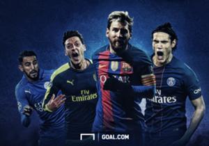 Veja tudo que pode acontecer nesta semana, quando acontece a última rodada da fase de grupos da Liga dos Campeões 2016/2017