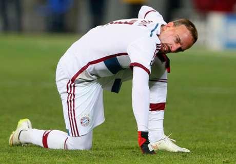 Ahia Juventus, il Bayern recupera Ribery