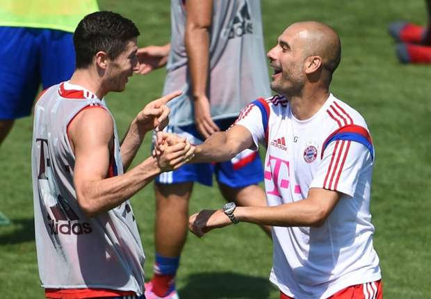 Eto'o, Henry, Ibrahimovic, Mandzukic - will Guardiola get the best out of Lewandowski?