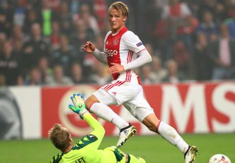 CONFIRMED: Man City scouting Dolberg