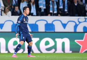 4. Malmo vs Real Madrid | Ronaldo scored the landmark 500th goal of his senior career