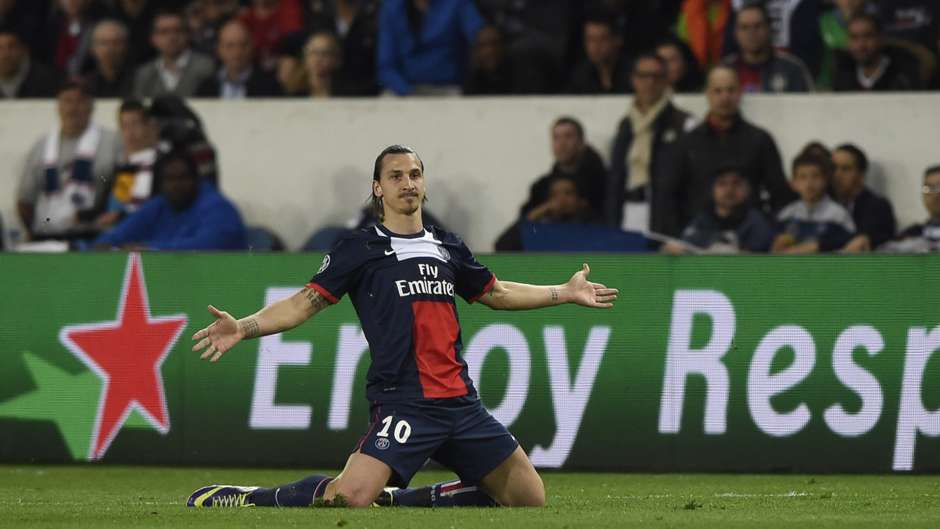 Zlatan Ibrahimovic Goal