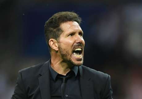 'Simeone one the best in the world'