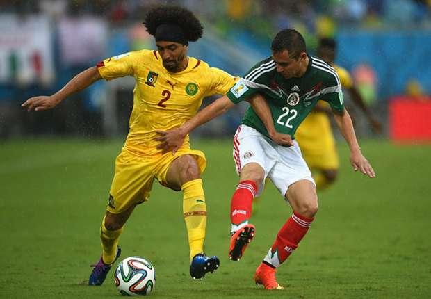 México tuvo una buena actuación ante Camerún