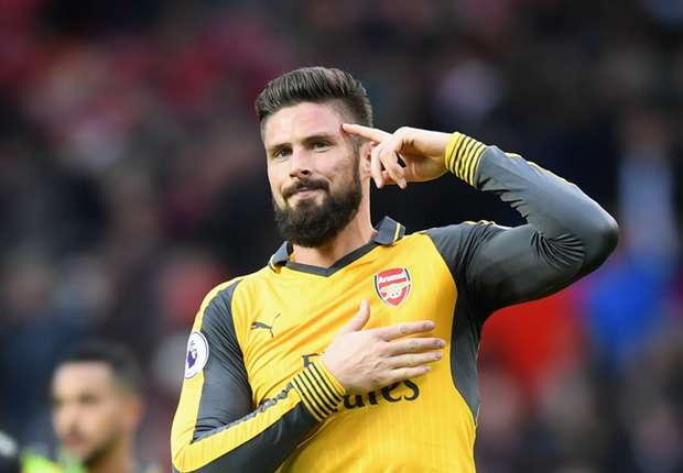 TEAM NEWS: Giroud drops to bench & Debuchy starts for Arsenal against Bournemouth