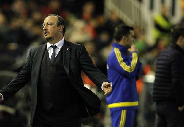 'Bitter Benitez should keep mouth shut' - Camacho