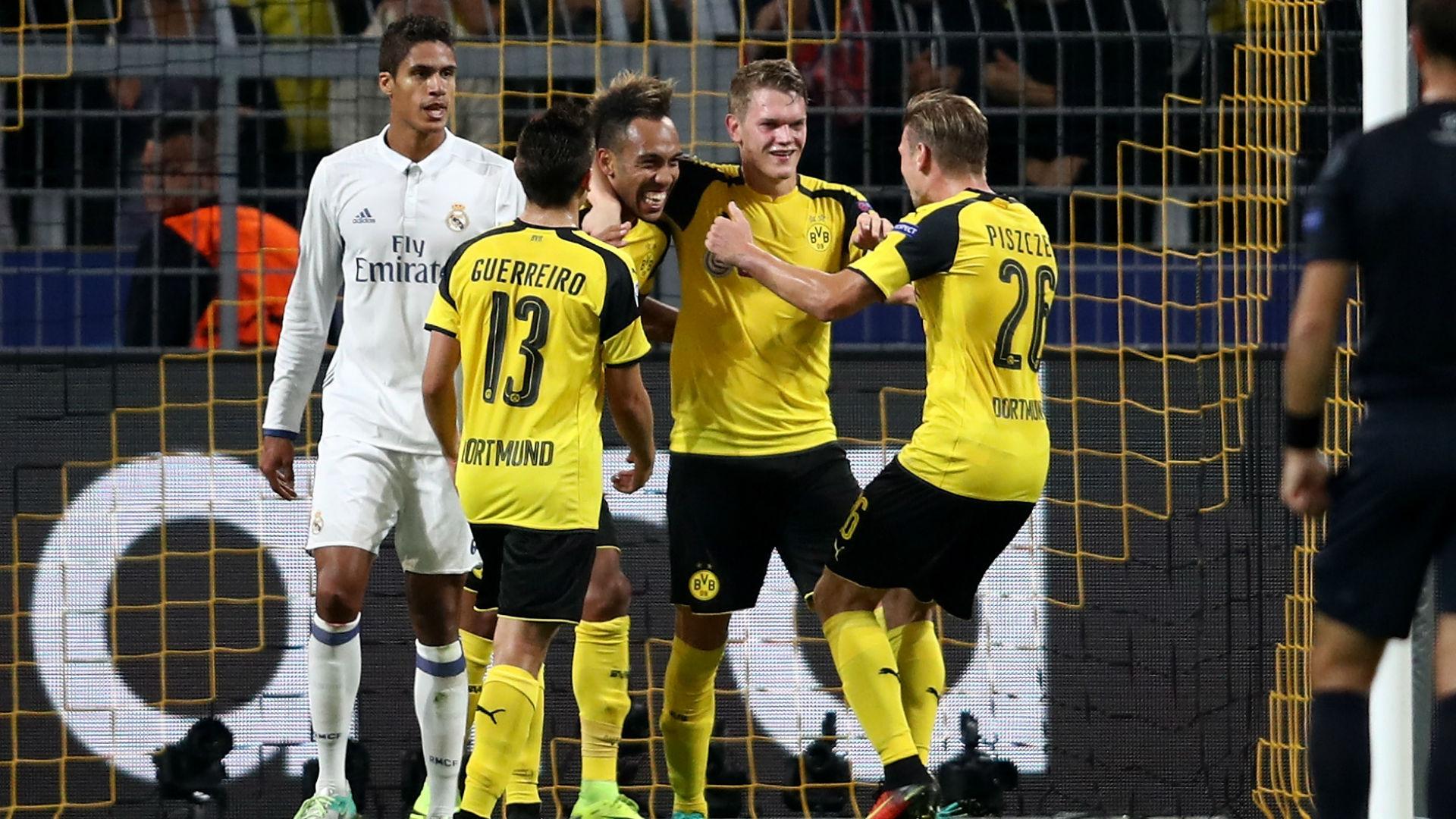 El Madrid no puede con el Dortmund. Sevilla, Barça y Atlético logran la victoria