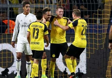 El Madrid sufre la fiebre amarilla