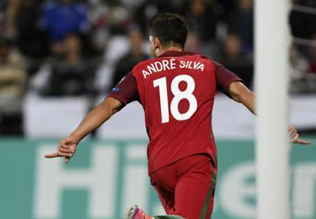 Andre Silva inspires Portugal to victory