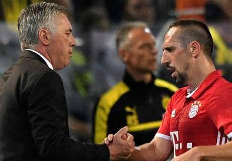 'Ancelotti has created Bayern bond'