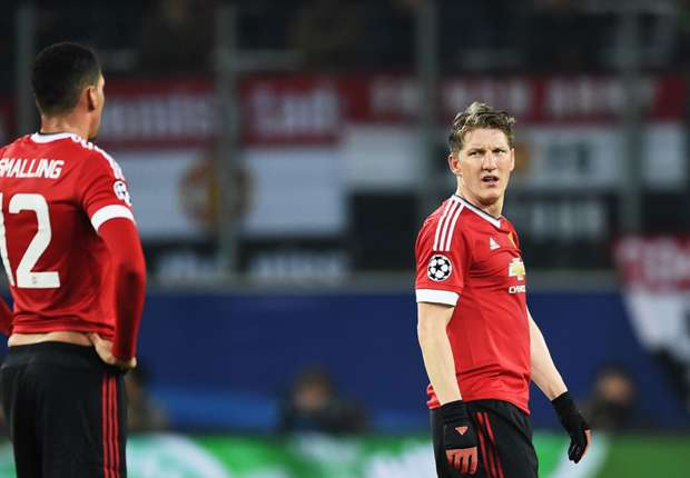 Schweinsteiger đang vật vờ ở M.U
