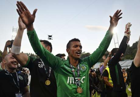 Nani revels in Sporting cup final shock
