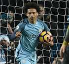 Man City overwhelm 'lucky' Arsenal