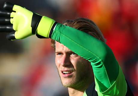 Liverpool suffer Karius blow