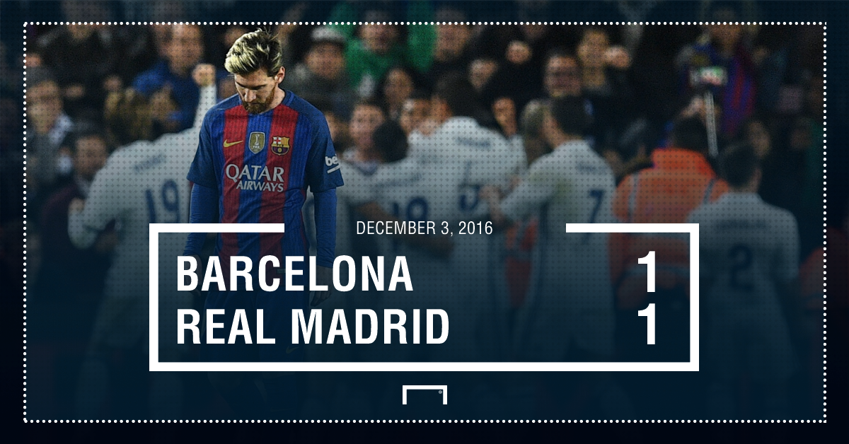 Ramos the hero again as neymar messi miss chance to - Miss sixty madrid ...