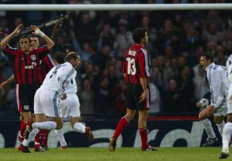 ¡El golazo de Zidane contra nosotros!