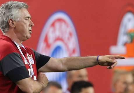Ancelotti putting fitness over results