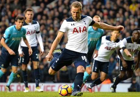 Kane rampant for Spurs against Swansea