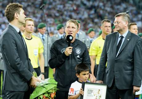 Amistoso: Alemania 2-0 Finlandia