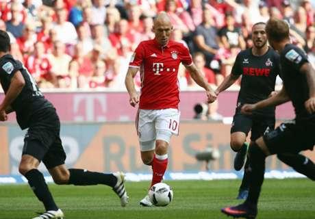 Ancelotti: Robben injury not serious