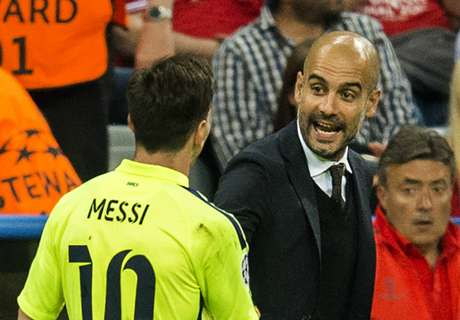 VIDEO: Is Pep obsessed with Messi?
