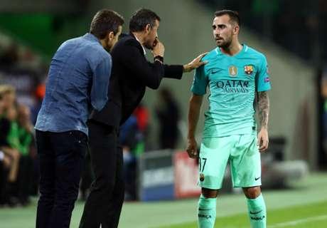 Alcacer: I will score goals