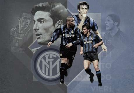 The 20 greatest Inter players ever