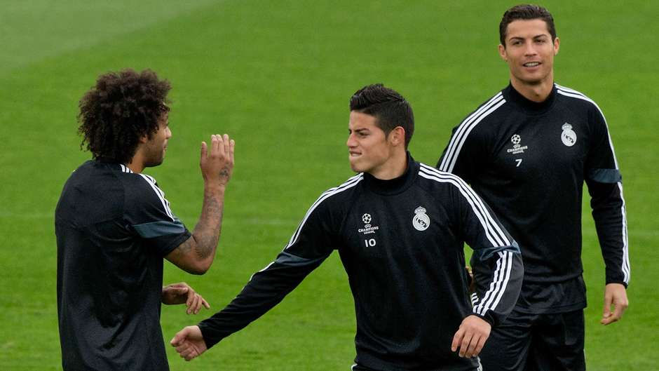 Marcelo in The Real World James Rodriguez Marcelo Real