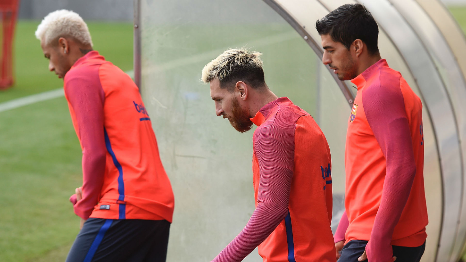Barcelona vs Manchester City confirmed line-ups: Aguero benched while 'MSN' lead hosts