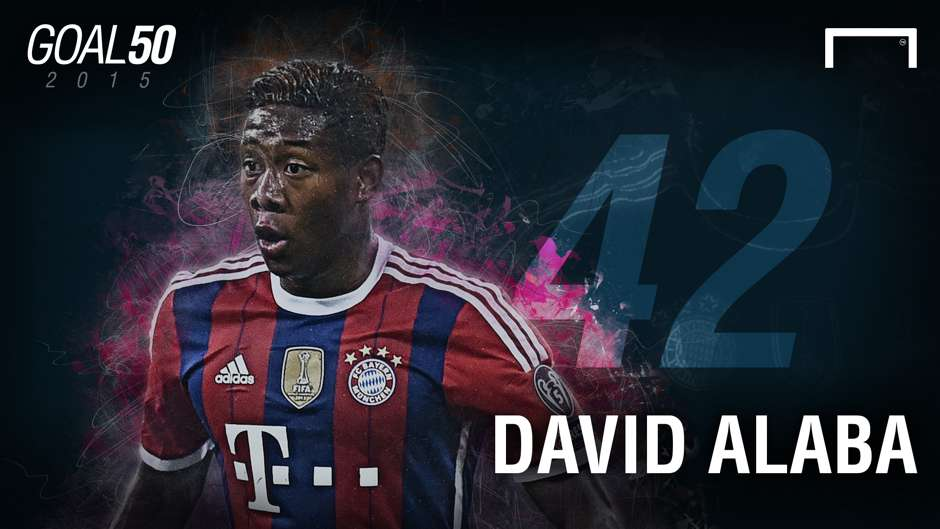 42 David Alaba G50